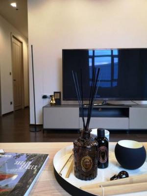 ขายคอนโดสุขุมวิท อโศก ทองหล่อ : Selling : The XXXIX , 2 bed 2 bath ,  83 sqm , Corner Room with Full Furnished , 1x Floor , Prompong BTS