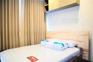 For SaleCondoRatchathewi,Phayathai : AE64081 Sale Wish Signature Midtown Siam Condo has 2 rooms, area 26.65 sqm, 5th floor, Fully Furnished.