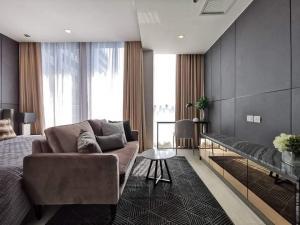 For SaleCondoWitthayu, Chidlom, Langsuan, Ploenchit : Selling noble ploenchit 1 bedroom, beautiful decoration, good price.
