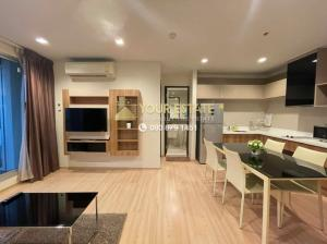 For RentCondoSathorn, Narathiwat : Rhythm Sathorn> For Rent> 2 Bedroom> River View special price 30,000 / Month