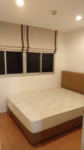 For RentCondoSeri Thai, Ramkhamhaeng Nida : ✅ For rent, Lumpini Condotown Nida - Serithai, 2 corner rooms, size 25.7 sq.m., complete with furniture and appliances ✅