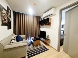 For RentCondoSukhumvit, Asoke, Thonglor : Taka Haus #BTS Ekkamai size 34 sq m🔥🔥 Price 15,000-18,000 baht / month 🔥🔥