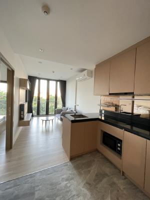 For SaleCondoOnnut, Udomsuk : Urgent sale‼ Kawa Haus 34 sq m, free furniture, special price 3.79 million baht