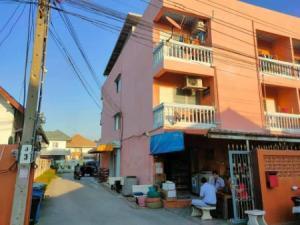 For RentBusinesses for saleBangbuathong, Sainoi : Orange apartment for rent, size 28 sq m, area 112 sq m.