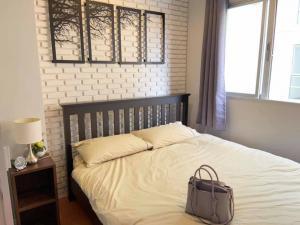 For RentCondoRamkhamhaeng Nida, Seri Thai : For rent Lumpini Condotown Nida - Serithai, size 23 sq.m., with furniture and appliances ไฟฟ้า