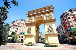 ขายคอนโดแจ้งวัฒนะ เมืองทอง : ขายคอนโด ฌองเชลิเซ่ติวานน์ ตึกA  ปากเกร็ด 32ตรม. พร้อมผู้เช่า เดือนละ 5,000 บาท