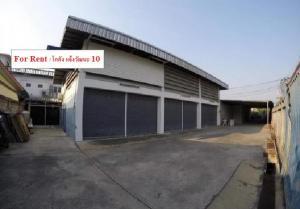 เช่าโกดังวิภาวดี ดอนเมือง หลักสี่ : ให้เช่าโกดัง สำนักงาน พร้อมบ้านพัก พื้นที่ใช้สอย 800 ตารางเมตร ซอยแจ้งวัฒนะ 10 ใกล้ทางด่วน ใกล้สนามบินดอนเมือง