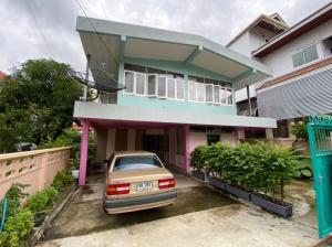 เช่าบ้านอ่อนนุช อุดมสุข : ให้เช่าบ้านบ้านเดี่ยว 2 ชั้น พร้อมอยู่!! มีพื้นที่รอบบ้าน ราคา 25,000 บาท