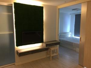 For SaleCondoRatchadapisek, Huaikwang, Suttisan : ขาย C-Style Condo ทิศใต้ ชั้น 8 เจ้าของขายเอง ห้องสวยมาก