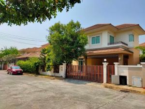 For SaleHouseRamkhamhaeng Nida, Seri Thai : ขายบ้านเดี่ยว 2 ชั้น 60. 7 ตร. ว. หมู่บ้านเค. ซี. เนเชอรัลซิตี้ ถนนรามคำแหง