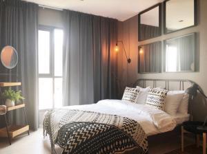 เช่าคอนโดอ่อนนุช อุดมสุข : Condo Life Sukhumvit 48 ใกล้ BTS พระโขนง แบบ 1-2 ห้องนอน ห้องสวย ตกแต่งครบพร้อมเข้าอยู่
