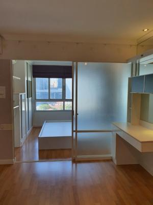 For SaleCondoRama9, RCA, Petchaburi : express! LPN Place Rama 9, corner room, beautiful condition, good care owner (Fully furnished - ready to move in) price can talk