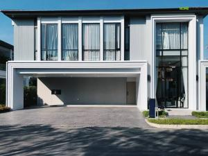 For SaleHouseOnnut, Udomsuk : Selling : Luxury House with Pool Villa in Onnut Wongwean , 70 sqw , 360 sqm , 4 Bed 5 Bath 3 Parking Lot