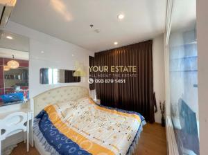 เช่าคอนโดวงเวียนใหญ่ เจริญนคร : Fuse Sathorn Taksin > 1 bedroom 35 sqm ห้องมุม ทิศใต้ 10,000