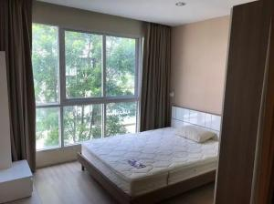 For RentCondoLadprao101, The Mall Bang Kapi : ✅ For rent: Happy Condo Ladprao 101, size 39 sq m, complete with furniture and electrical appliances ✅