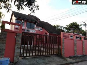 ขายบ้านนครปฐม พุทธมณฑล ศาลายา : GPS10211 ขายถูก  ⚡️Green Ville Phutthamonthon Sai 2 💰ขายถูก  8,580,000 bath  💥 Hot Price