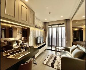 เช่าคอนโดสุขุมวิท อโศก ทองหล่อ : For Rent Ashton Asoke ห้องแต่งสวยมาก เฟอร์นิเจอร์และเครื่องใช้ไฟฟ้าครบ @JST Property.