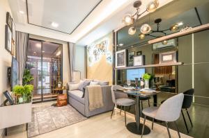 For SaleCondoSukhumvit, Asoke, Thonglor : Condo for sale, Quintara Arte Sukhumvit 52, near BTS On Nut