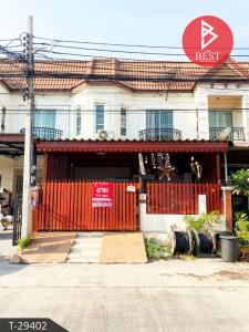 For SaleTownhouseSamrong, Samut Prakan : Townhouse for sale, Nakhon Thong Village, President, Bang Phli-Tamru, Samut Prakan