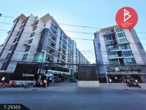 For SaleCondoSamrong, Samut Prakan : Sell or rent The Cabana, Condo near Imperial Samrong, Samut Prakan