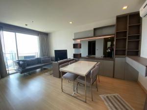 For RentCondoOnnut, Udomsuk : Best deal unique 1 bedroom high floor river view