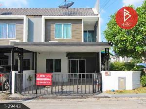 For SaleTownhousePinklao, Charansanitwong : Townhouse for sale The Colors Premium Wongwaen - Ratchapruek Nonthaburi