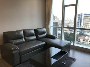 For RentCondoSathorn, Narathiwat : Amazing high view 2 bedroom apartment for rent