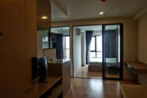 For RentCondoVipawadee, Don Mueang, Lak Si : Condo for rent, beautiful room, ready to move in Complete electrical appliances KnightsBridge SkyCity New Saphan 34.5 sqm.