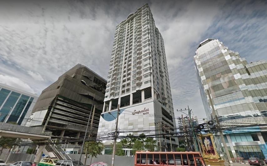 For SaleCondoRatchathewi,Phayathai : Good price !! For sale, 2 bedrooms, 94 sqm., Beautiful room, good position, only 128k per sqm. @Supalai Elite Phayathai