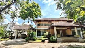 เช่าบ้านเสรีไทย-นิด้า : For Rent Navatanee  ( 250 wa. 1000 sqm.)