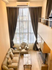 For SaleCondoSathorn, Narathiwat : 2521-A😊😍 For RENT & SELL 1 bedroom for rent and sale 🚄 Near BTS Chong Nonsi 🏢 Knightsbridge Prime Sathorn KnightsBridge Prime Sathorn 🔔 Area: 45.22 sq.m. 💲 Rent: 29,000.- baht 💲 For Sale : 7,070,000.- baht 📞099-5919653✅LineID: @sureresidence