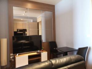 For RentCondoSukhumvit, Asoke, Thonglor : Condo for rent, beautiful room, ready to move in Electrical appliances Park 24 28.2 sq m. Ready to visit.