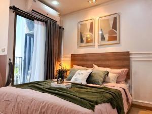 ขายคอนโดพระราม 9 เพชรบุรีตัดใหม่ : ขายห้องสตูดิโอ พร้อมเฟอร์แต่งพร้อมอยู่ โครงการ Casa Condo Asoke - Dindaeng (S1939)
