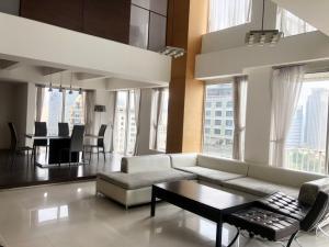 For RentCondoWitthayu,Ploenchit  ,Langsuan : For rent Langsuan Ville duplex219 sqm. Condo Lang Suan Road Near bts. Chidlom