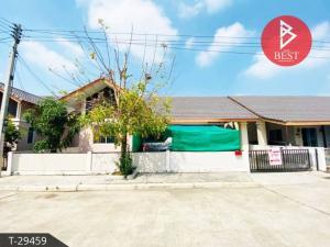 For SaleHouseRangsit, Patumtani : House for sale Sapthani Village 3 Thanyaburi - Khlong 8, Pathum Thani
