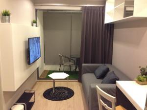 เช่าคอนโดท่าพระ ตลาดพลู : ให้เช่า หรือ ขาย คอนโดไอดีโอ วุฒากาศ 1 ห้องนอน 30ตรม. บิ้วอิน แต่งสวย