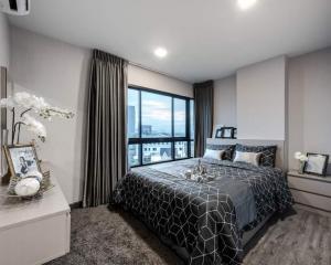 For RentCondoPinklao, Charansanitwong : 🎉 ให้เช่าคอนโด 2 ห้องนอน The Nigh Condo ปิ่นเกล้า-จรัญ ขนาด 46 ตร.ม.