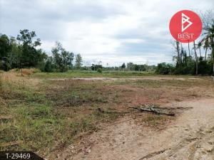 For SaleLandRayong : Land for sale in the area of 1 rai 1 ngan 33 square wa, Klaeng District, Rayong Province