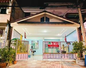 For SaleTownhouseRangsit, Patumtani : Townhouse for sale, Thai Somboon 3, Rangsit-Khlong Sam, Khlong Luang, popular Thai Boon market, jumbo market.
