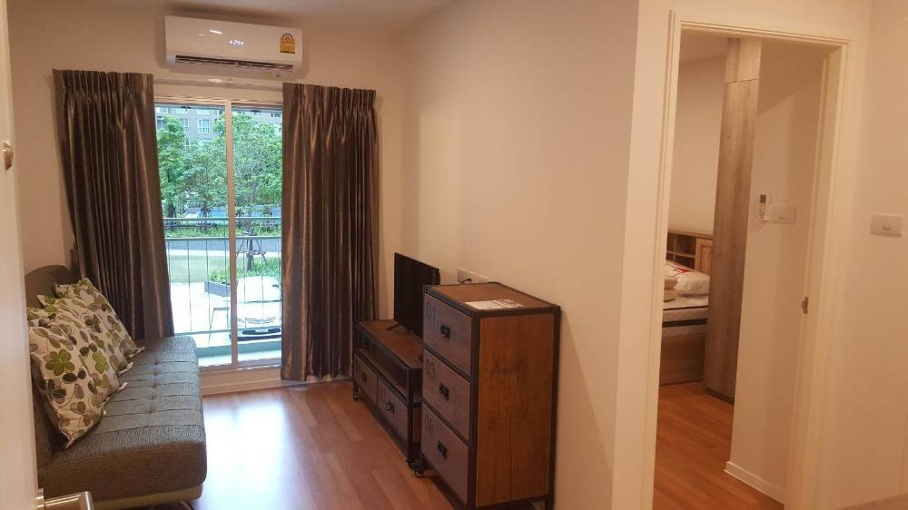 For SaleCondoBangna, Lasalle, Bearing : Urgent sale, Condo Lumpini Bangna Km.3 with tenants, size 26.34 sq m. 1 bedroom, 1 bath, 1.93 m.