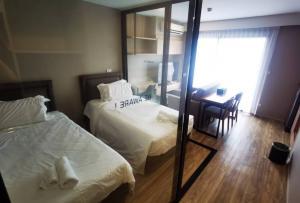 For RentCondoSathorn, Narathiwat : SK00598 For rent, Blossom @ Sathorn-Charoenrat, Blossom Sathorn | 1 bed, size 30 sq m. * BTS Surasak.