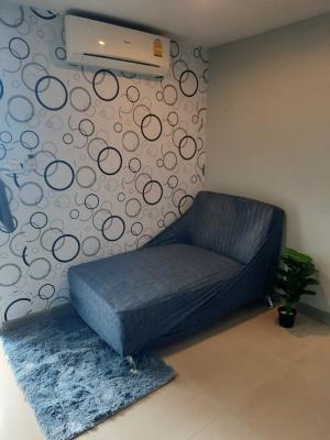 For RentCondoBangna, Lasalle, Bearing : Condo for rent, Regent Bangna, near bts Bangna, cheap