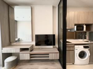 For RentCondoKasetsart, Ratchayothin : 🔥 Urgent! Unbelievable, unbelievable, luxury room, next to BTS‼ ️ for rent Knightsbridge Prime Ratchayothin.