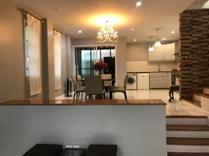 For SaleTownhouseOnnut, Udomsuk : Sale or Rent a Fully Furnished Townhouse On Sukhumvit 101/1 Ready to Move in House for sale, Plus City Park Sukhumvit 101/1 Townhouse behind the corner.