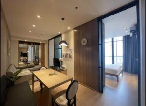 For RentCondoSukhumvit, Asoke, Thonglor : For Rent Park 24, beautiful room, fully furnished, near BTS Phrom Phong @JST Property.
