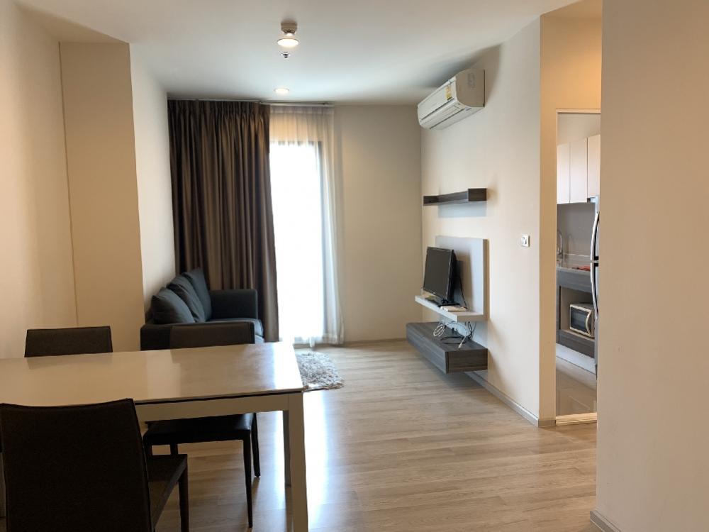 For RentCondoRatchadapisek, Huaikwang, Suttisan : (Ofice at Centric Huai Khwang),For Rent 2 beds 1 bath, 20,000 baht per month. Centric Huai Khwang/ MRT Huai Khwang
