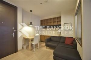 For RentCondoRatchadapisek, Huaikwang, Suttisan : 12,000!!! Only with a very good location, Rhythm ratchada, room size 36 sq.m., 1 bedroom, 1 bathroom, beautiful room, very good condition, just one step away from MRT Ratchada