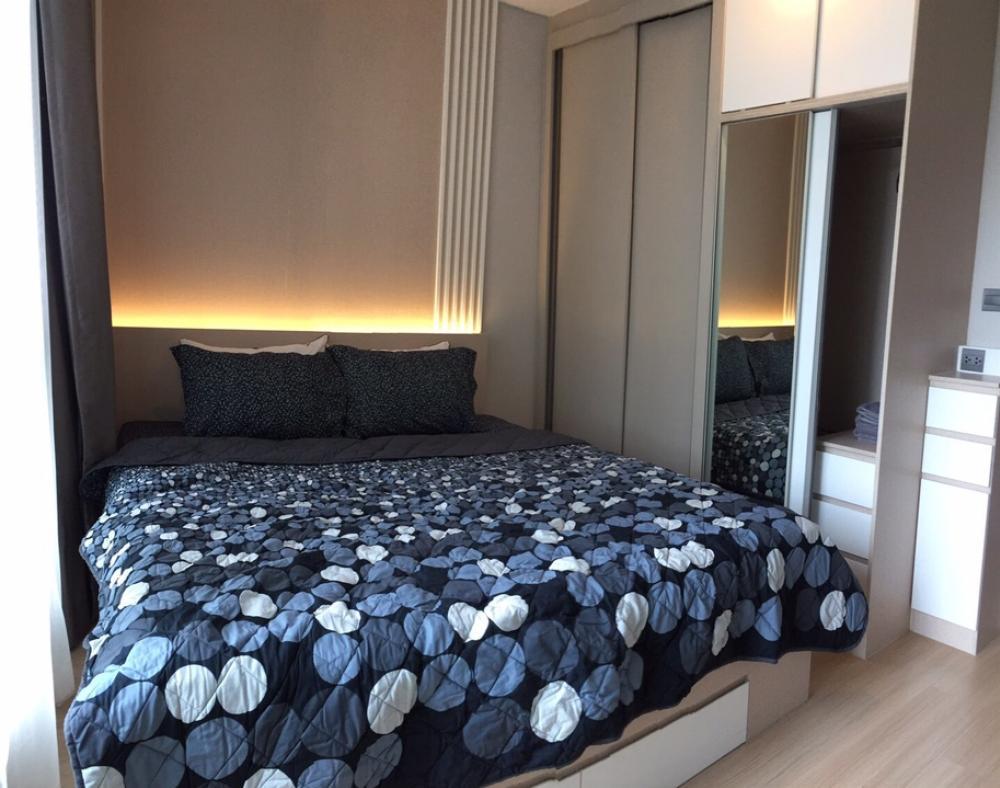 เช่าคอนโดพระราม 9 เพชรบุรีตัดใหม่ : ราคาพิเศษ 15,000 ให้เช่า คอนโด ลุมพินี สวีท เพชรบุรี-มักกะสัน 1 ห้องนอน 35 ตร.ม. ชั้น 22