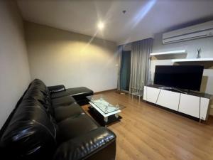 For RentCondoRama9, RCA, Petchaburi : [For Rent ] Condo Belle Grand Rama 9, MRT Rama 9, 1 bedroom, 47 sq.m , fully furnished