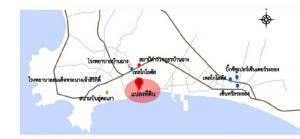 For SaleLandRayong : Land for sale in prime location, cheap price, 87 rai, near Phayun Beach, Ban Chang, Rayong, suitable for building a village, nursing home, resort, beautiful plot, wide